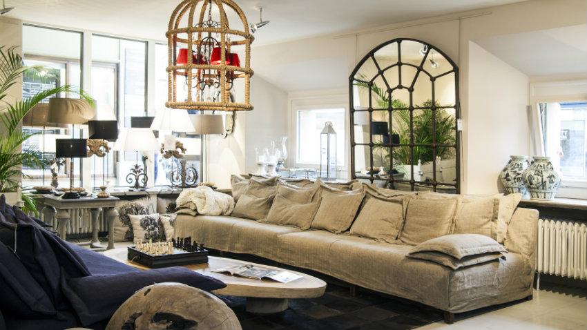 Arredamento del soggiorno trova il tuo stile westwing for Stili mobili antichi