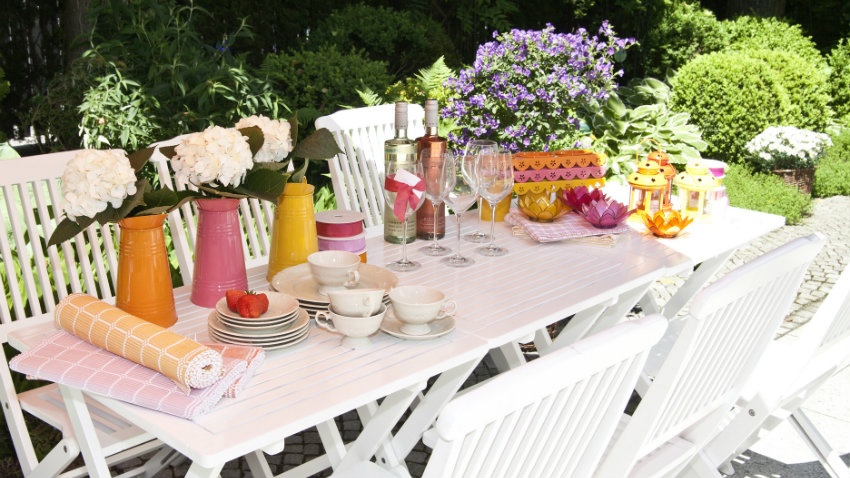 Tavoli da giardino pratici e eleganti dalani e ora westwing