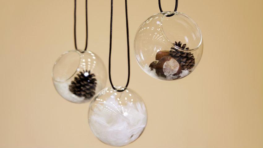 Super DALANI | Palla di vetro con neve: magia natalizia CU03