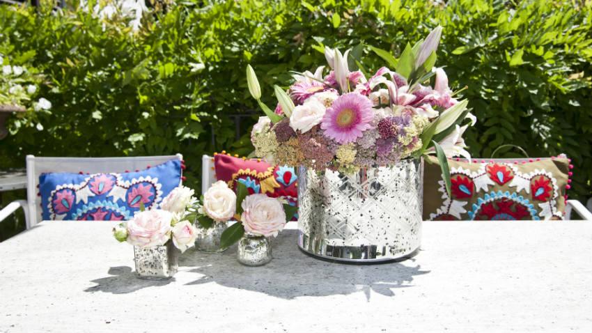 Vasi colorati colore alle piante dalani e ora westwing - Vasi colorati esterno ...