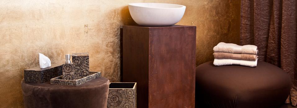 Allestimento del bagno oasi di benessere personale - Allestimento bagno ...