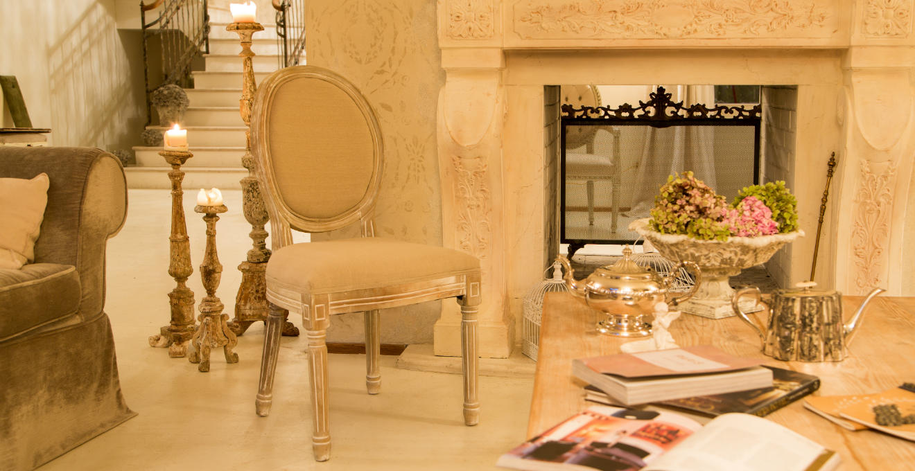 Barocco sontuosi colori ed eleganti mobili westwing - Cucina stile barocco ...
