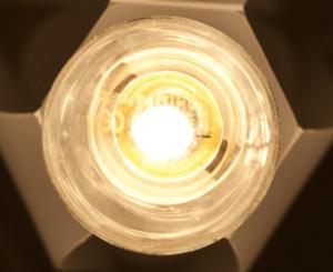 Lampada frontale