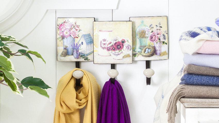 DALANI | Appendiabiti da parete: per abiti sempre in ordine