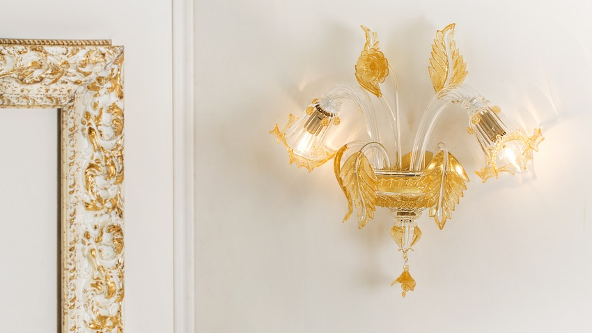 Applique da parete punti luce per la casa dalani e ora westwing - Grancasa lampadari ...