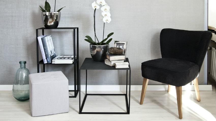 Mensole a cubo stile in soggiorno dalani e ora westwing for Mensole cubo brico