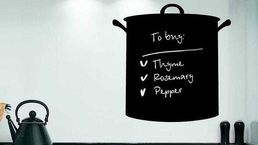 Lavagne magnetiche: accessori per la cucina - Dalani e ora Westwing