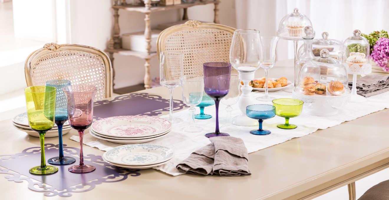 Tavoli da pranzo per una mise en place perfetta dalani e ora westwing - Tavoli da giardino maison du monde ...