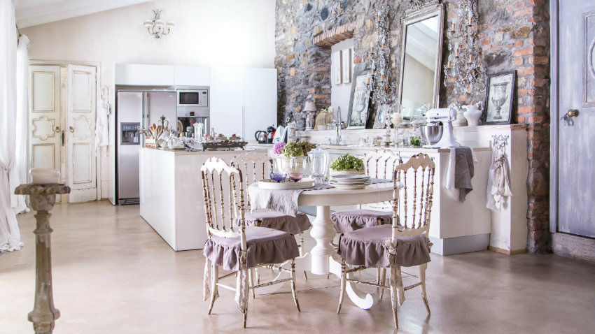 Foto Cucine Shabby Chic.Cucine Shabby Chic Romanticismo Vintage Westwing Dalani