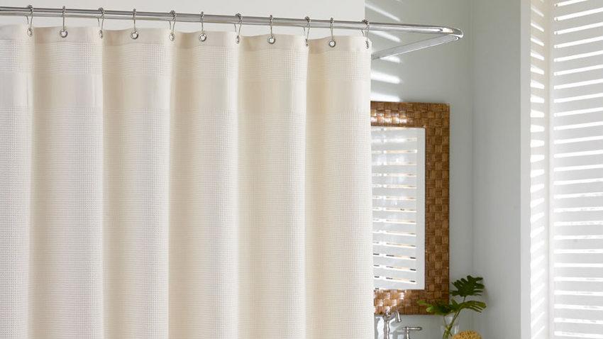 Tenda doccia: praticità e allegria - Dalani e ora Westwing