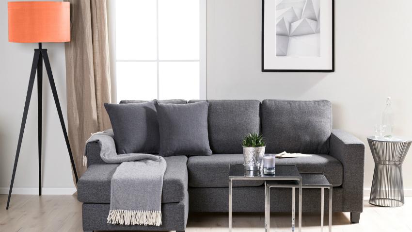 WESTWING | Divano letto angolare: comodità in casa