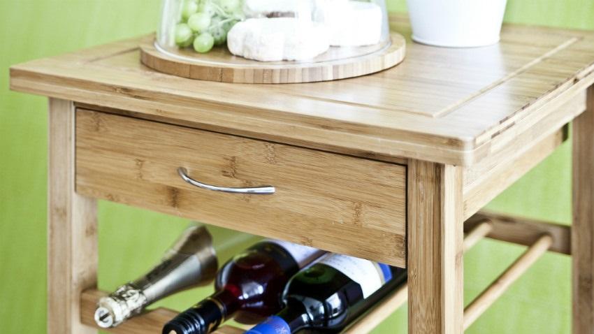 DALANI | Carrelli da cucina: pratico must have