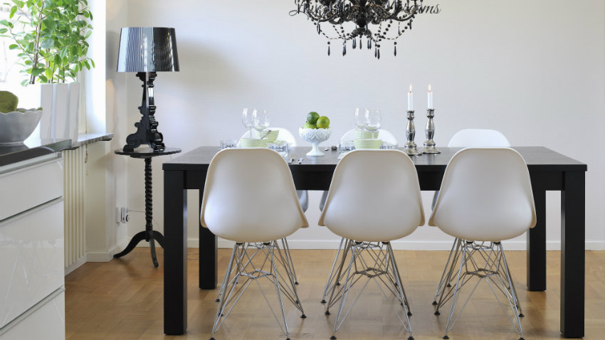Tavoli da pranzo allungabili: pratici ed eleganti - Dalani e ora ...