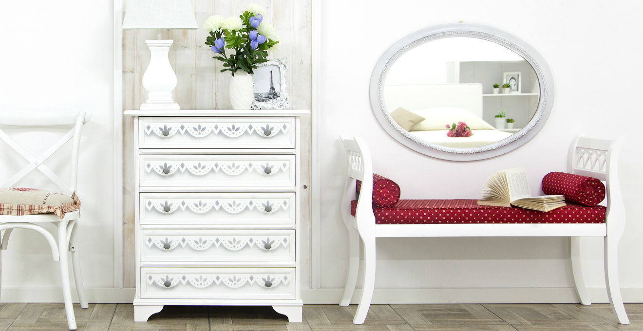 domus mobili: arredi in stile provenzale | dalani - Dalani Mobili Soggiorno 2