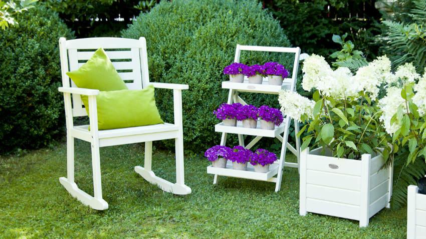 Tavoli Da Giardino Decorati.Decorazioni Da Giardino In Legno Interno Di Casa Smepool Com