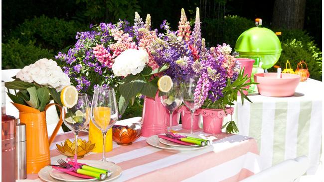 tavola estiva