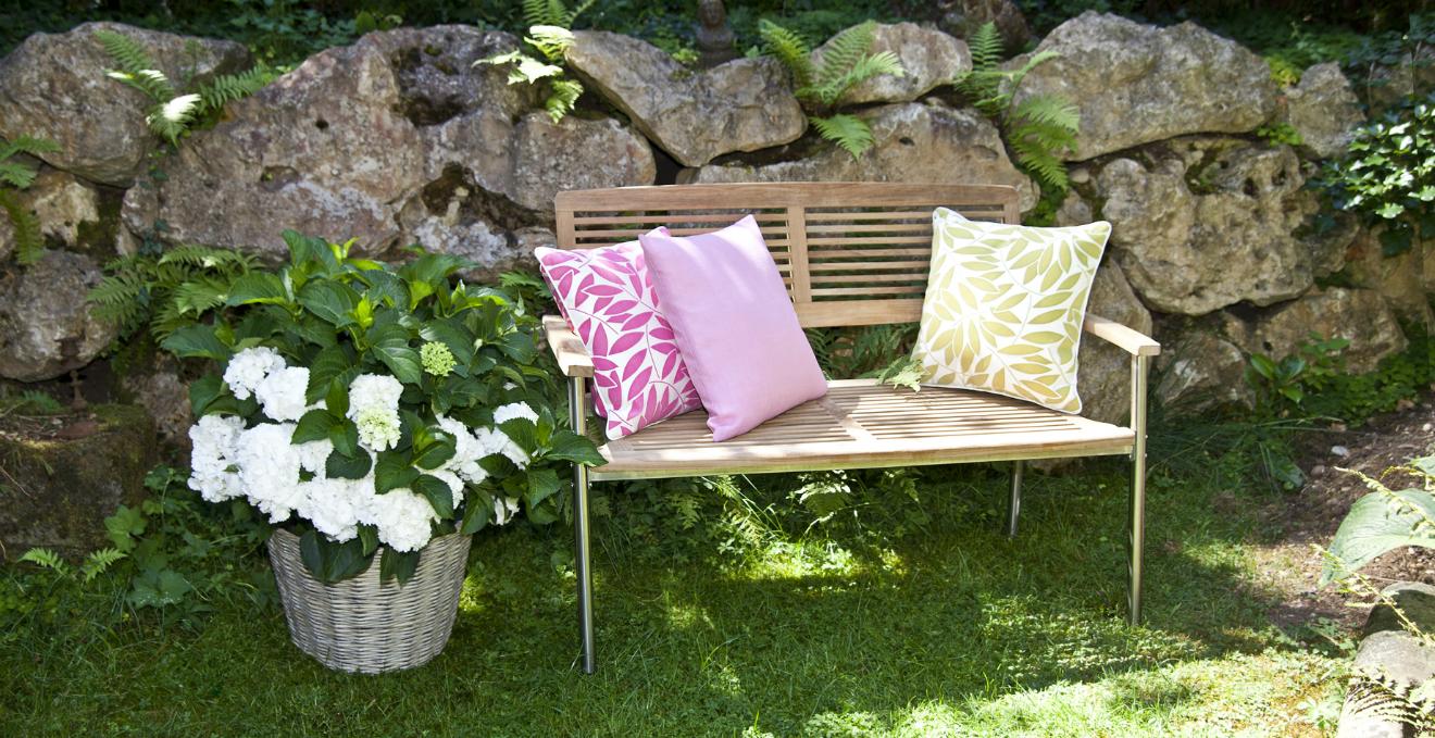 Portavasi in vimini dettagli di stile per la casa - Oggetti per giardino ...
