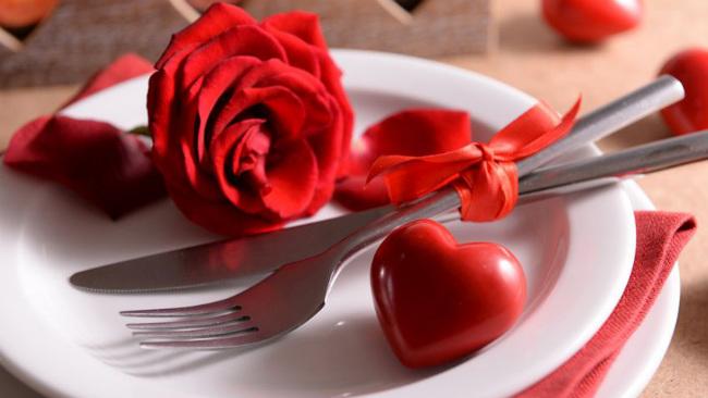 Cena a lume di candela sopresa d 39 amore dalani e ora - San valentino idee romantiche ...
