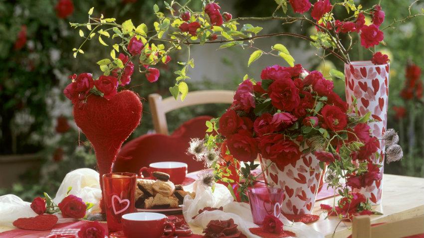 Idee romantiche per San Valentino