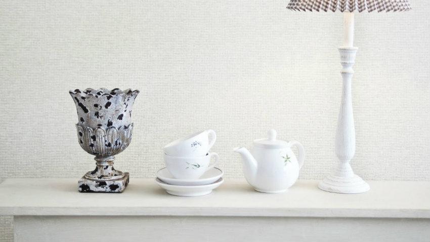 Lampada da tavolo in ceramica riflessi chic dalani e - Base per lampada da tavolo ...