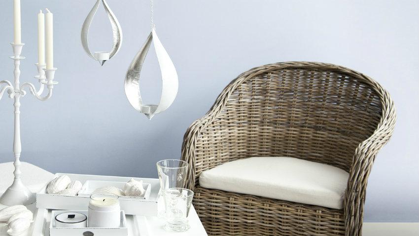 Sedia in vimini la scelta giusta per una casa di stile for Poltroncine colorate