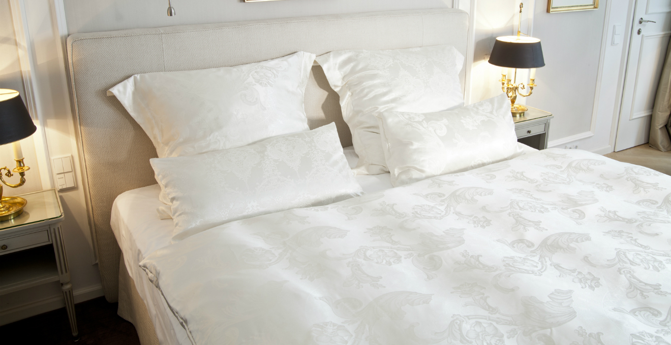 lenzuola matrimoniali bianche cotone