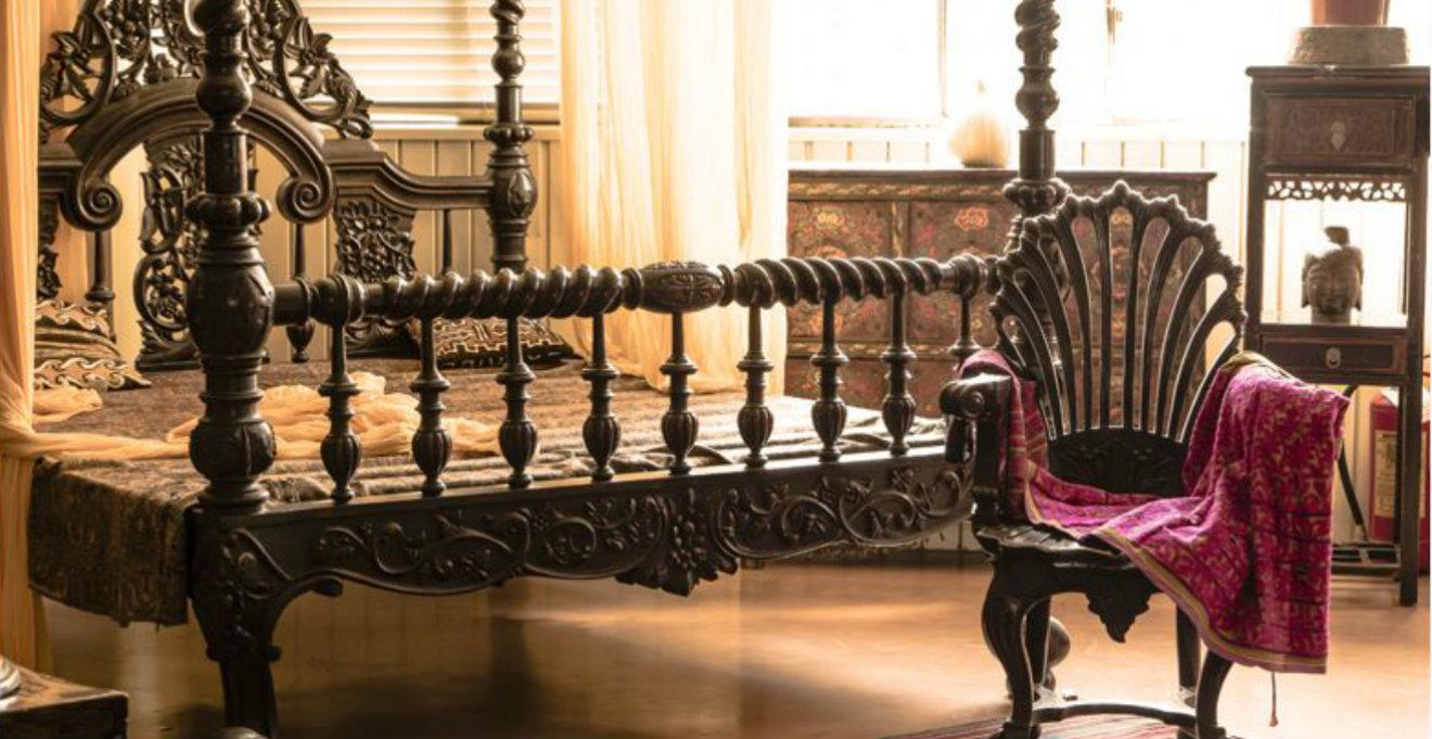Mobili spagnoli decorare con eleganza sobria dalani e ora westwing - Camera da letto in spagnolo ...