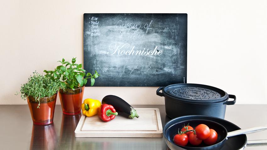 Lavagna da cucina organizza la tua giornata dalani e ora westwing - Lavagna magnetica da cucina ...