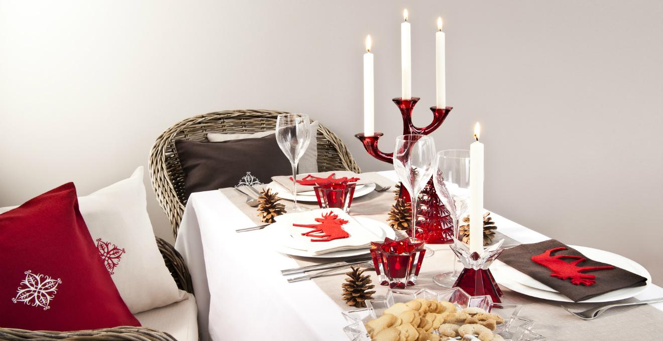 Amato DALANI | Sottopiatti natalizi: atmosfera di festa ZO34