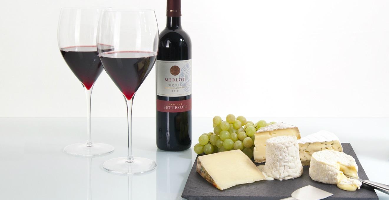 Bottiglie per vino