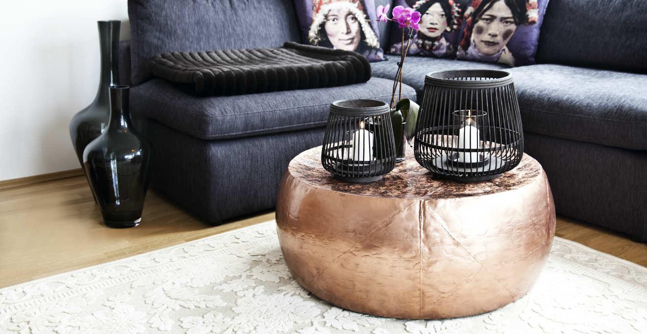 Pouf tavolino: praticità indoor e outdoor - Dalani e ora Westwing
