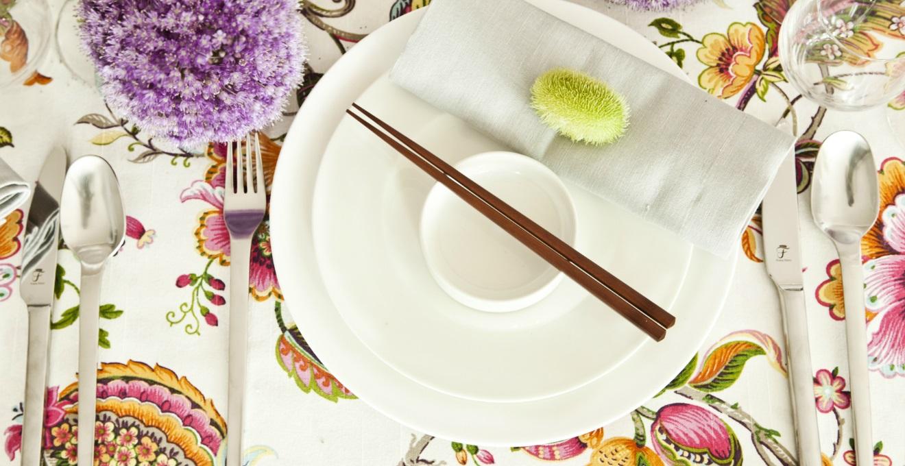 Tovaglie ovali per rendere elegante la vostra tavola dalani e ora westwing - Tovaglia per tavolo ovale ...