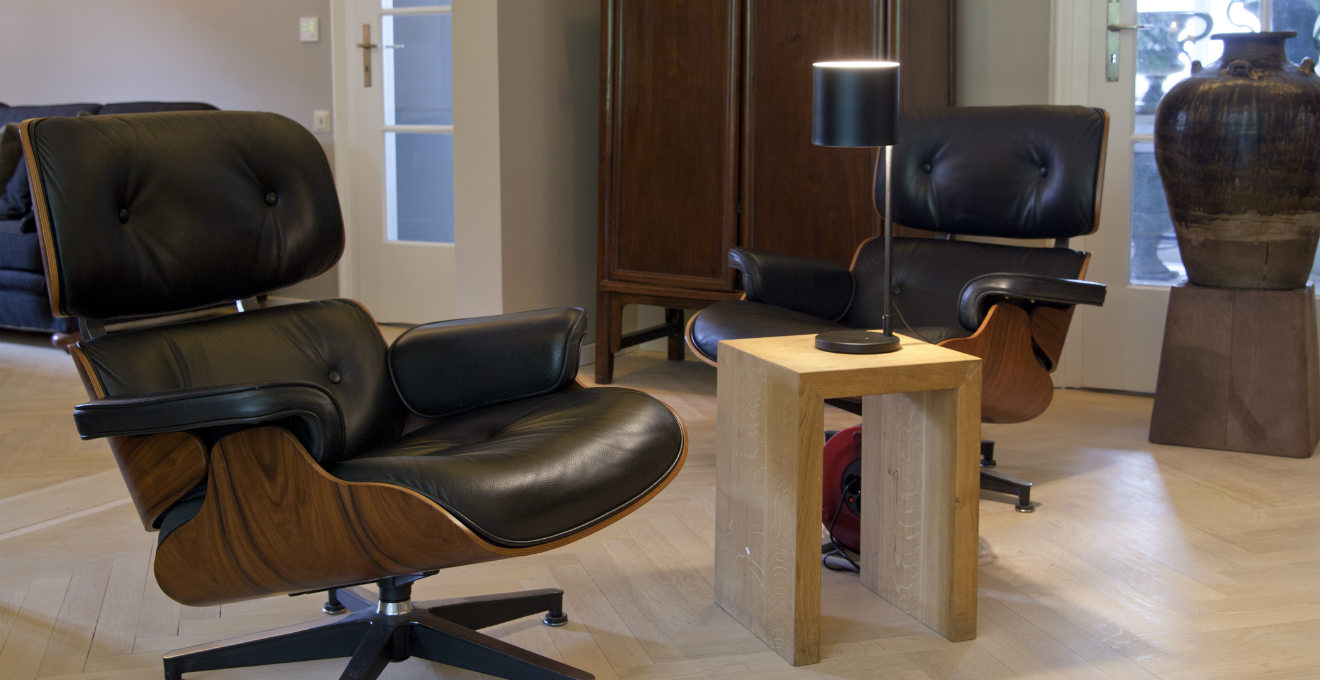 sedie in pelle design senza tempo dalani e ora westwing. Black Bedroom Furniture Sets. Home Design Ideas