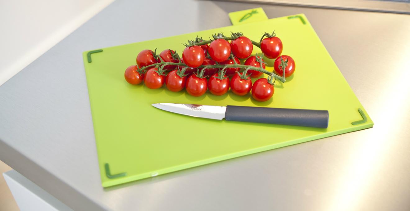 DALANI | Tagliere in polietilene: comodi utensili da cucina