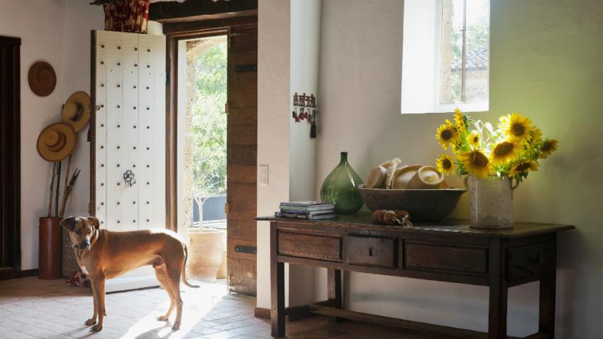 Come arredare l 39 ingresso idee e consigli dalani e ora for Stili di porta d ingresso per case di ranch
