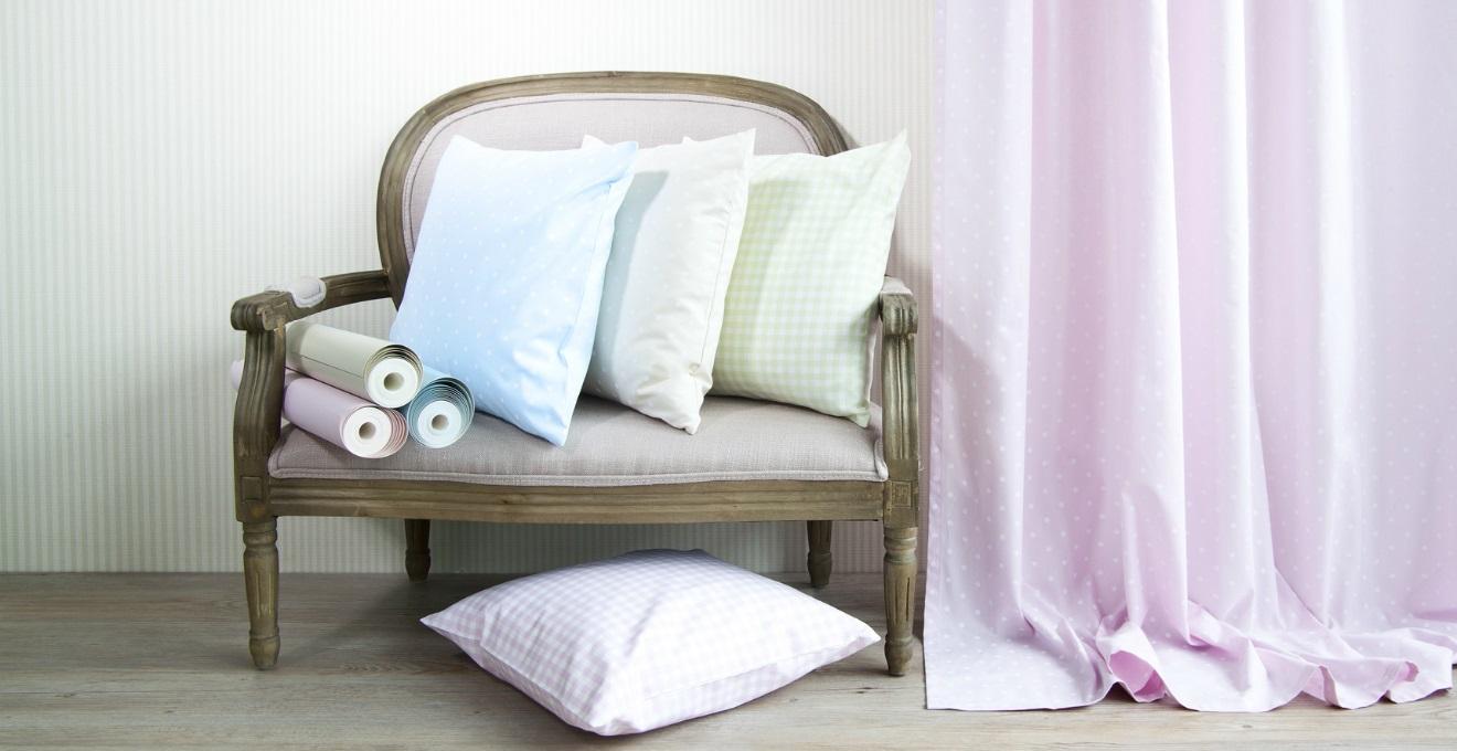 Bastoni per tende in legno