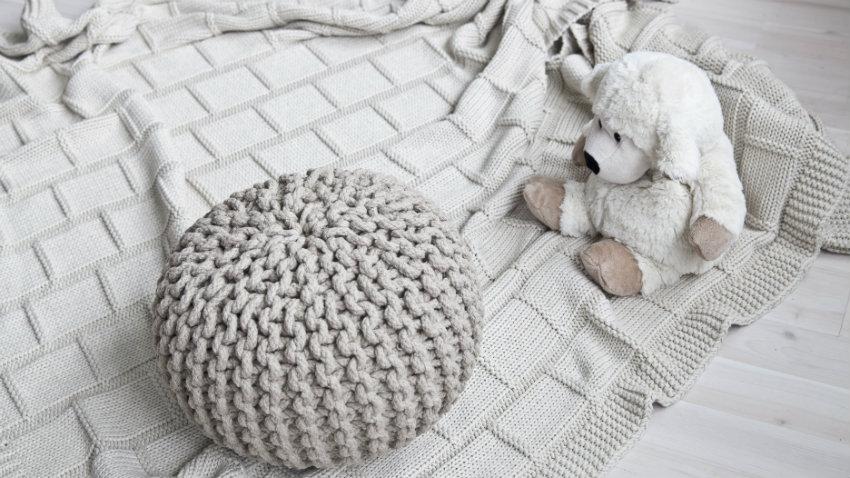 Très DALANI | Copertine per neonati: soffici coccole per i bimbi DW49