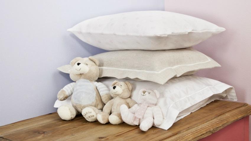 Cuscino per neonati comfort e dolcezza dalani e ora westwing