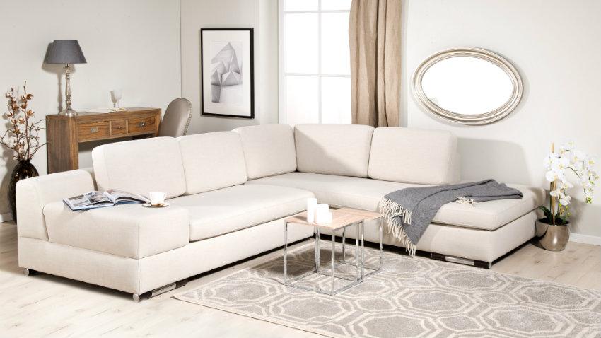 Divano letto angolare con contenitore stile in casa for Mobili design occasioni divani