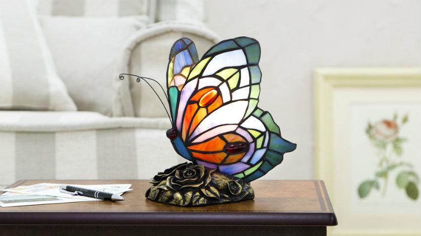 Lampadario Tiffany