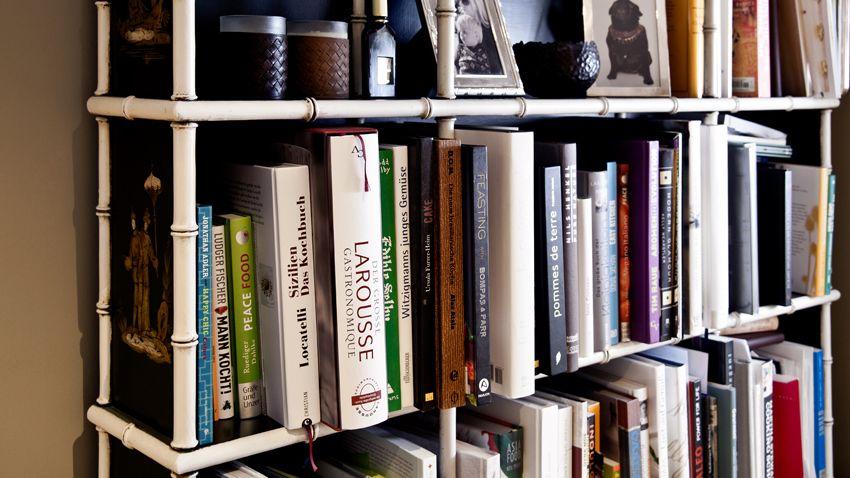 Libreria angolare
