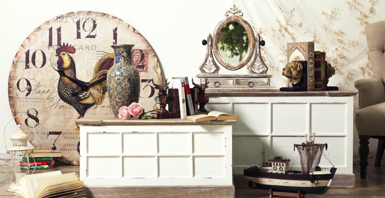 Orologi da parete rustici: stile provenzale - Dalani e ora Westwing