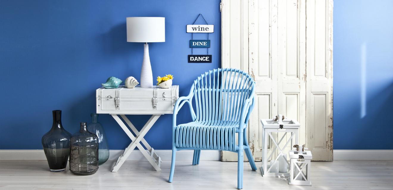 Camera da letto azzurra: profumo di mare | WESTWING - Dalani e ora ...