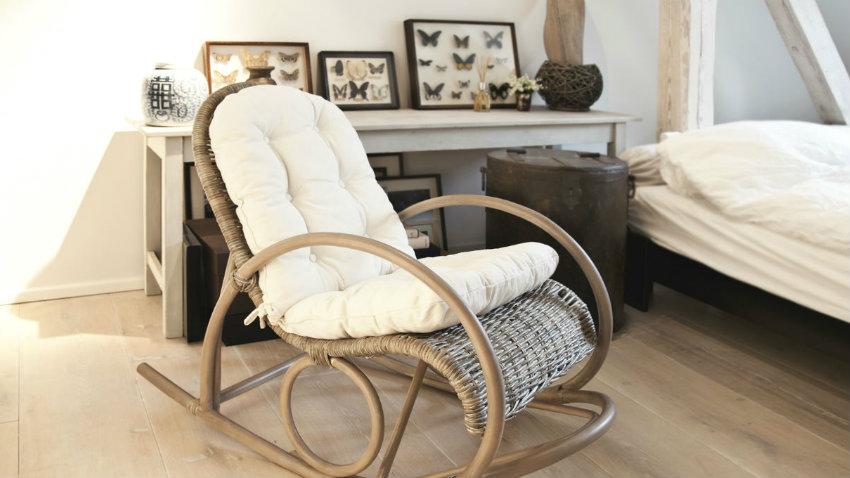 DALANI | Poltrone a dondolo: dolce relax in casa