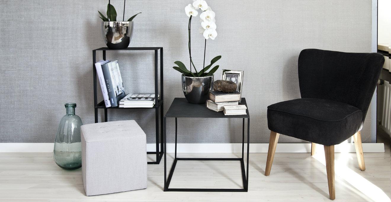 Sedie Ufficio Dalani : Sedie nere: glamour in una seduta di design dalani e ora westwing