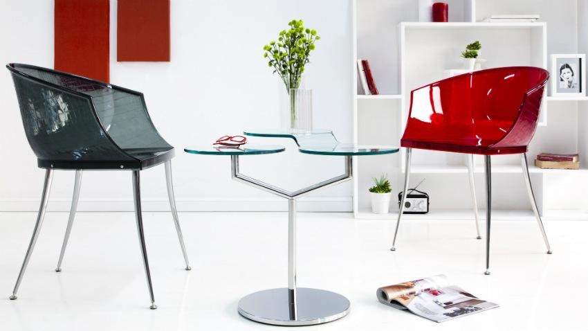DALANI | Sedie in polipropilene: eleganti e moderne
