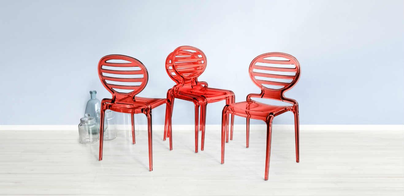 Sedie da cucina colorate: dettagli di design | WESTWING - Dalani e ...