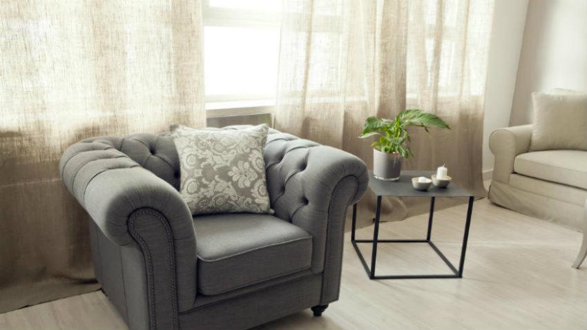 Tende di lino: raffinata freschezza - Dalani e ora Westwing