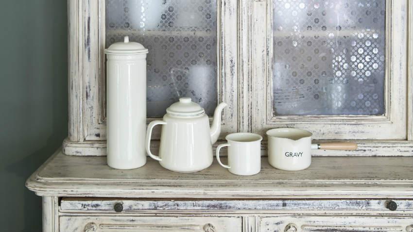 dalani | vetrine vintage: dettagli retrò in casa - Vetrine Per Soggiorno Usate
