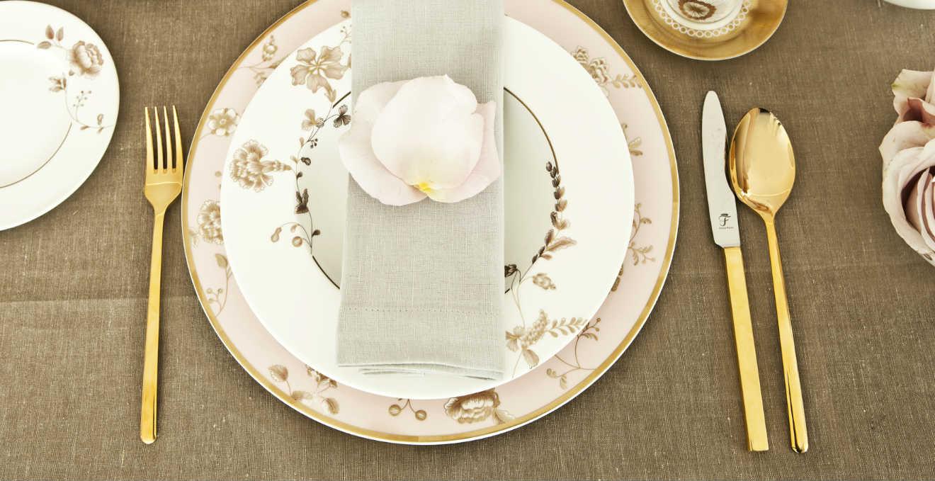 WESTWING | Servizio di piatti in porcellana: eleganza e lusso